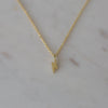 Flashy Necklace 14kt Gold Plated