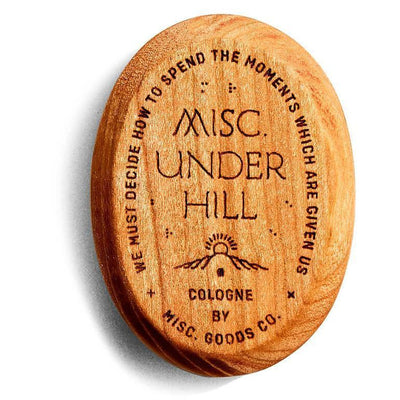 Misc Goods Co. Underhill Solid Cologne