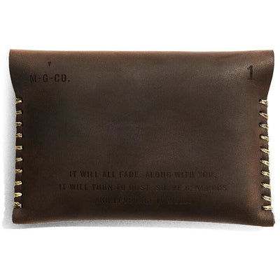 Misc. Goods Co. Wallet Dark
