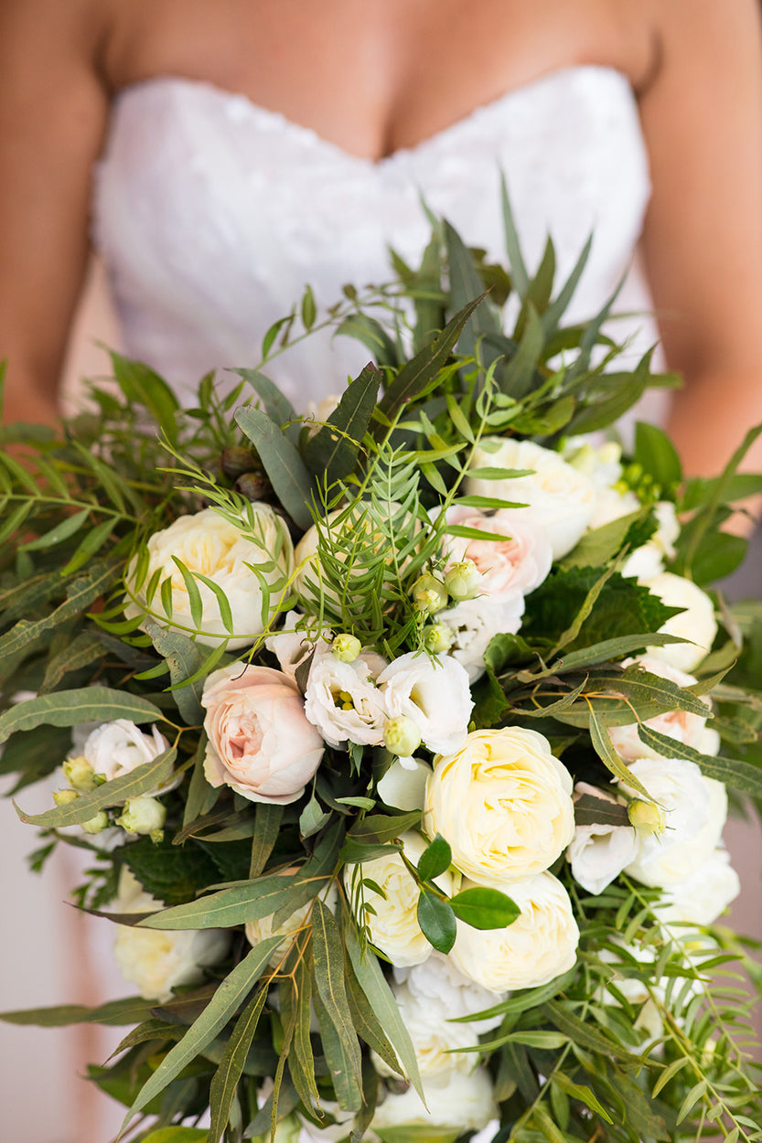 Wedding Flowers Highlight Daniela Mark S Beautiful March Wedding