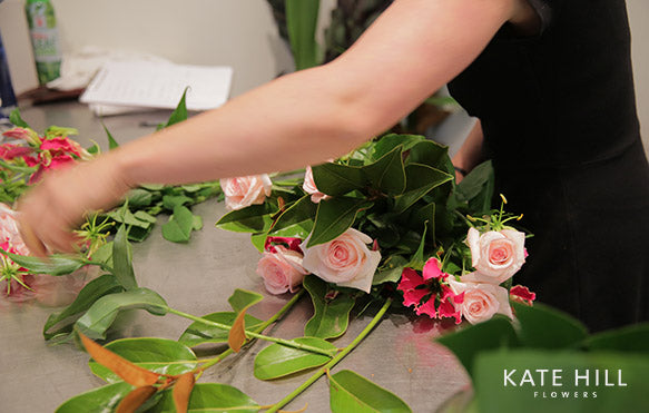 Florist Speak | Starting a career in floristry
