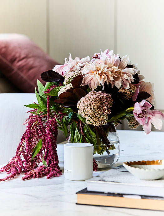 5 Simple Step to Transforming Your Home with Flowers
