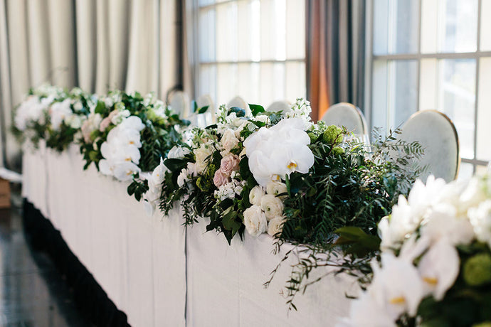 Wedding Flowers Highlight | Cassandra & Peter