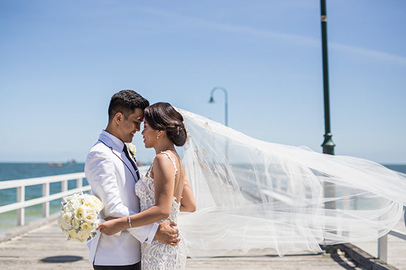 Wedding Flowers Highlight | Pier Ann & Anthony
