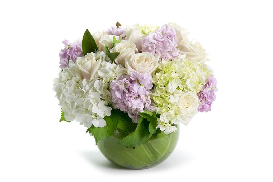 Classic pastel vase design with pink hues for Mother's Day delivery in Melbourne