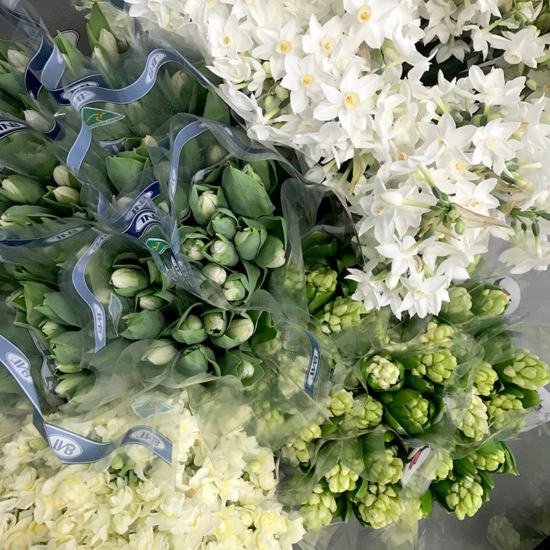 Bunches of winter flowers for sale in Melbourne florist