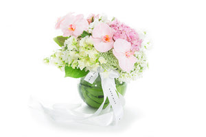 FAITH Vase Flower Design