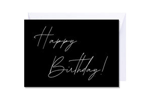 'Happy Birthday' Kate Hill Greeting Card