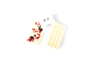 Burch & Purchese | Passionfruit Salad White Chocolate 100g Bar