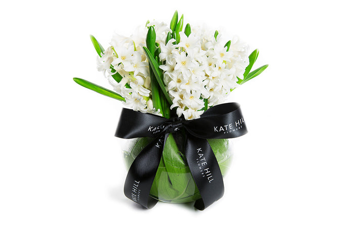 Hyacinth Ball Vase Design