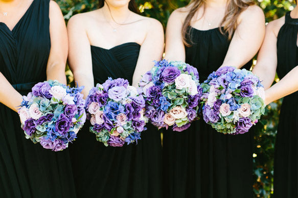 Bridesmaids Bouquets Flowers