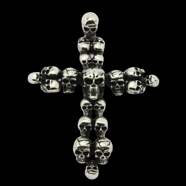 Cross of Skulls