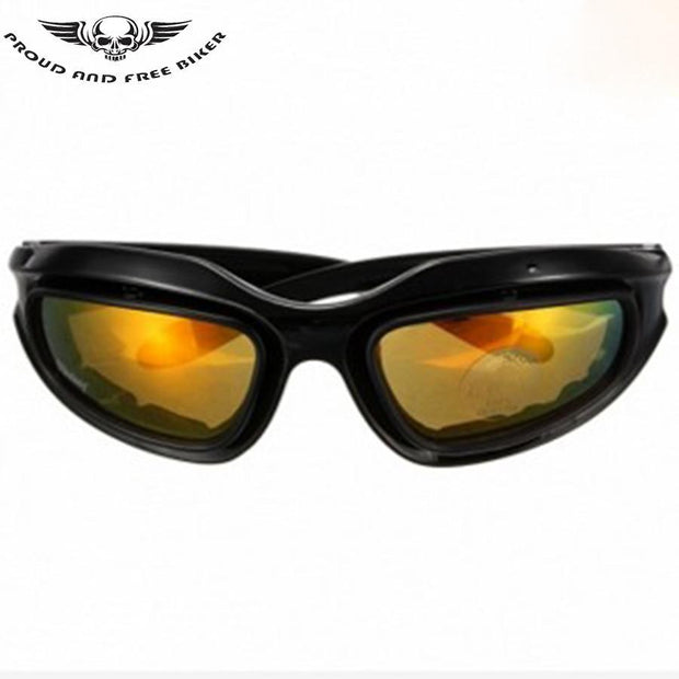 Multi-Lense Riding Glasses