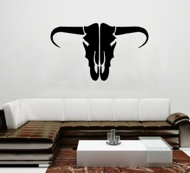 Tribal Bull Stickers