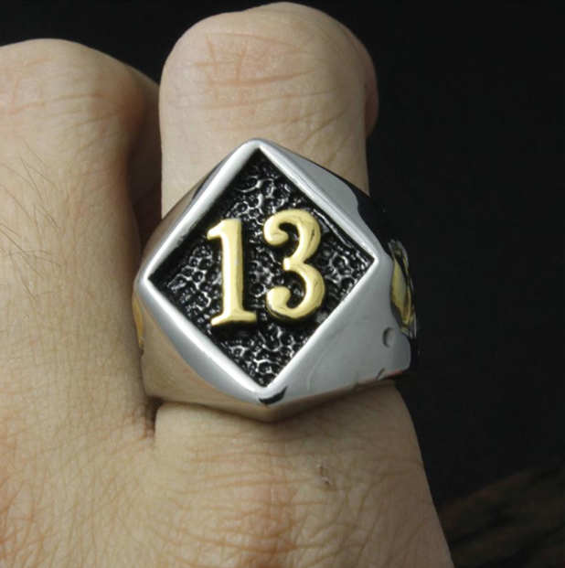 The 13 Ring—Gold