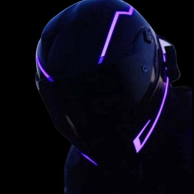 Helmet LED Stripes