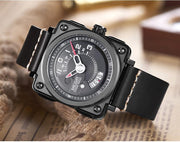 Waterproof  Calendar Watch