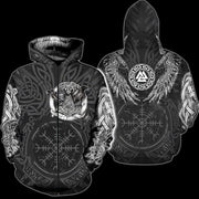 Viking Warrior Hoodies