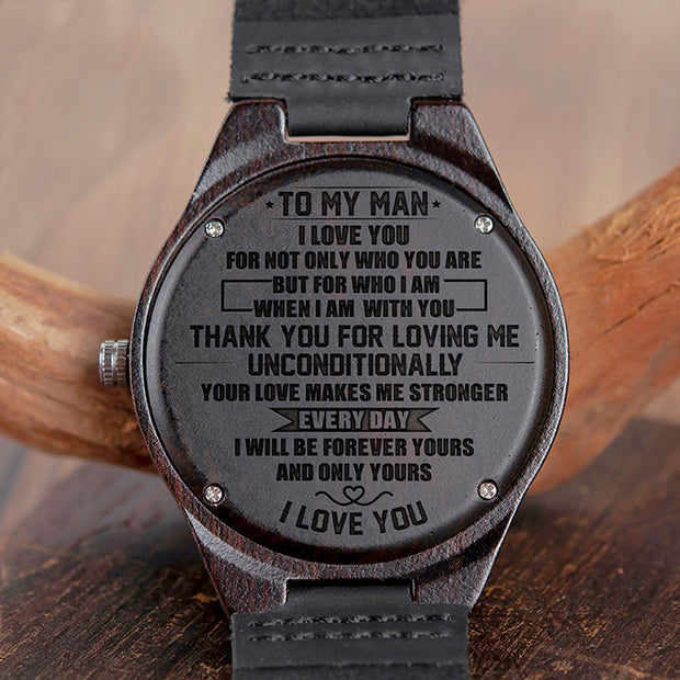 Loving Woody Watch