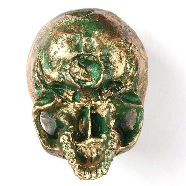 Decorative Human Skull