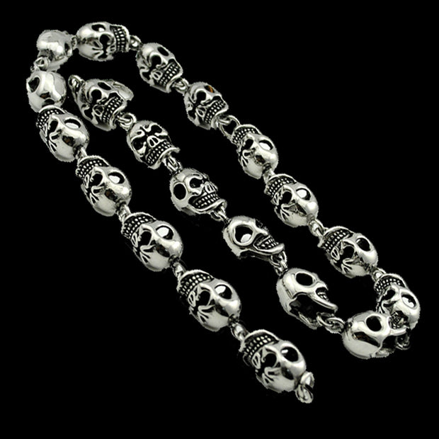 Skull Necklace for Men