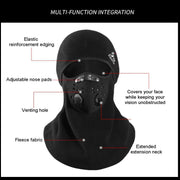 Balaclava Face Block