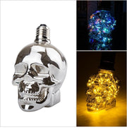 LED Skull Light Bulb