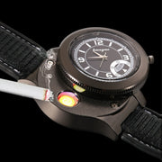 Rechargeable Watch Lighter
