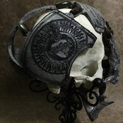 Exorcist Skull Mask