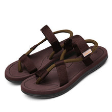 Plus Size 45 Sandals Men Outdoor Fashion Beach Shoes Lovers Casual Breathable Sandalias Mujer Summer Slip On Shoes Flip Flops
