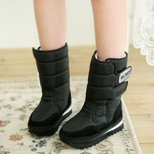 2018 New Winter Thickening Women'S Shoes Snow Boots Thermal Shoes Women'S Boots Slip-Resistant Waterproof Boots Warm Heels Shoes