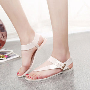 Fashion Summer Beach Women Sandals Bohemia Gladiator Leisure Female Flip Flops Ladies Footwear Casual Women Summer Shoes DC04