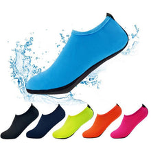 Male Men Beach Shoes Surf Beach Snorkeling Shoes Swimming Diving Slippers Fashion elastic fabric Swim Shoe zapatos hombre A0