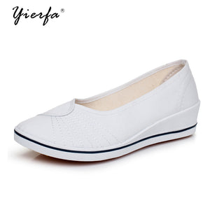 Asakuchi women shoes fashion party shoes spring nurse shoes comfortable shoes