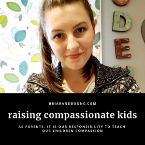 raising children to be compassionate