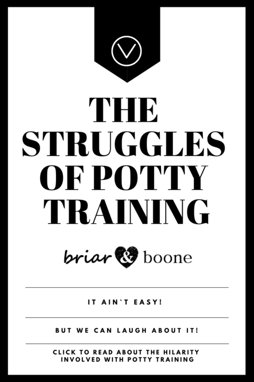 potty training woes