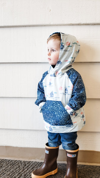 Children's Kuspuk Sewing Pattern