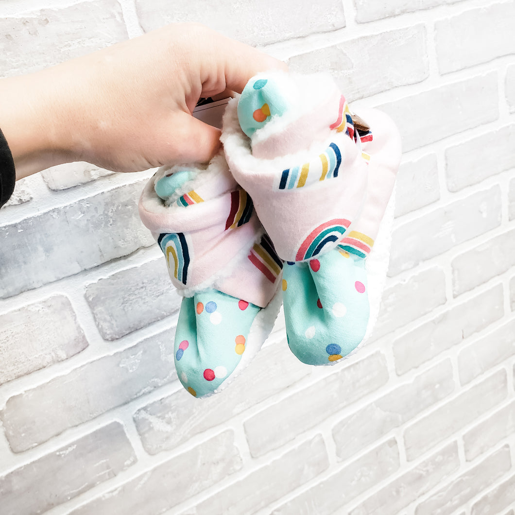 Rainbow Baby Shoes by Alto Baby