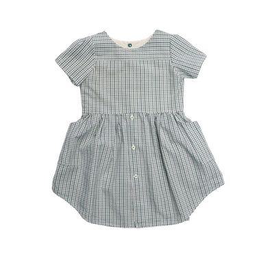 Size 5/6 | Short Sleeve Upcycled Dress by Briar&Boone