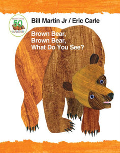 Brown Bear, Brown Bear, What Do You See? - Board Book