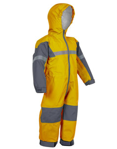 Rain-suit by Oaki | Yellow
