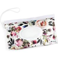 Take and Travel Reusable Wipe Pouch by Itzy Ritzy | Blush Floral