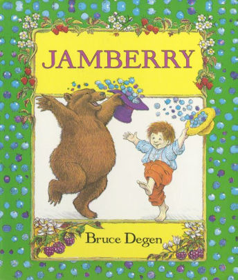 Jamberry - Board Book