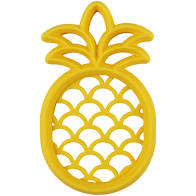 Silicone Teether by Itzy Ritzy | Pineapple