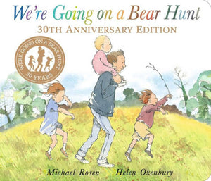 We`re Going on a Bear Hunt - Board Book