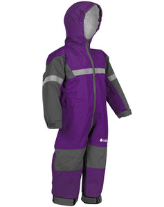 Purple Oaki Rain-suit