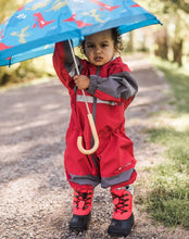Rain-suit by Oaki | Red