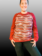 The Shoulder Shirt Strl 34-56 PDF-mönster