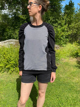 The Shoulder Shirt Strl 34-56 Pappersmönster