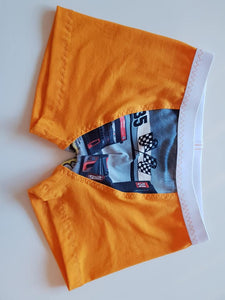 Big Bad & Bandit Boxers Strl 2XS-4XL & 68-164 Pappersmönster